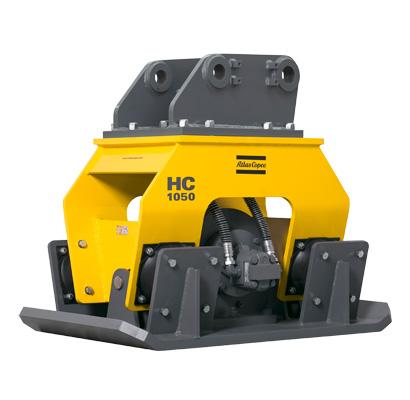 Atlas Copco HC 1050 Compactor
