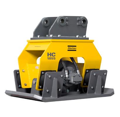 Atlas Copco HC 1055 Compactor